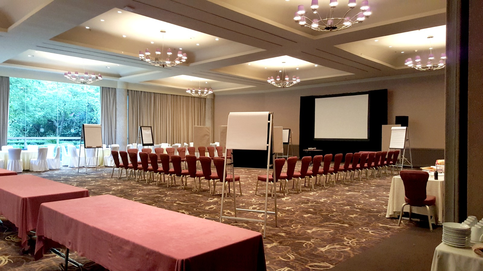 Sheraton Santa Fe Mexico City - Meeting Facilities
